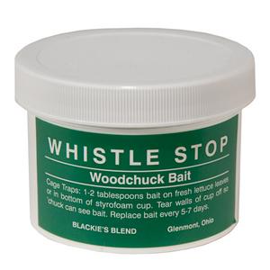 Whistle Stop Woodchuck Bait  BBWSWB01-2